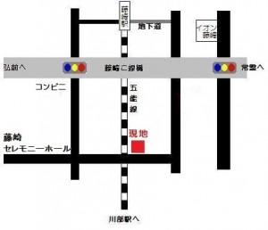 村井65-1 案内図
